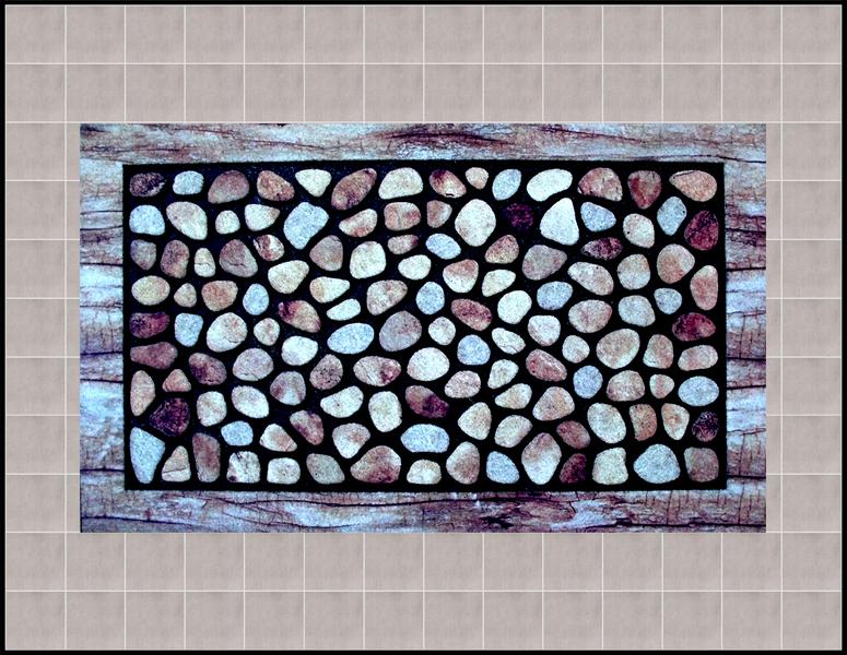 Tappeti shaggy scopri gli originalissimi zerbini for Entrate case moderne