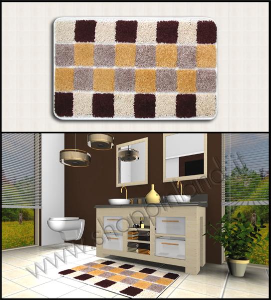 Tappeti per la cucina a prezzi outlet tappeti per il - Tappeti bagno design ...