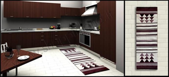 decorazioni originali e alla moda per tappeti cucina | Shoppinland