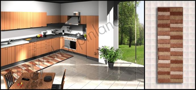 Arreda la tua cucina con le passatoie in bamboo shoppinland ...
