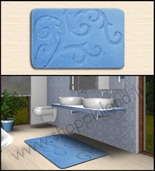 Tappeti shaggy shoppinland tappeti per la casa cuscini - Tappeti design on line ...