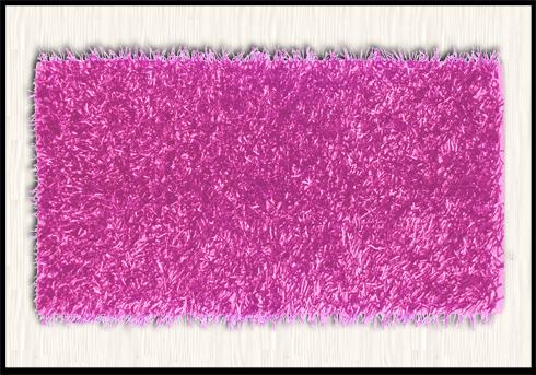 tappeti shaggy online color malva a prezzi bassi pelo lungo