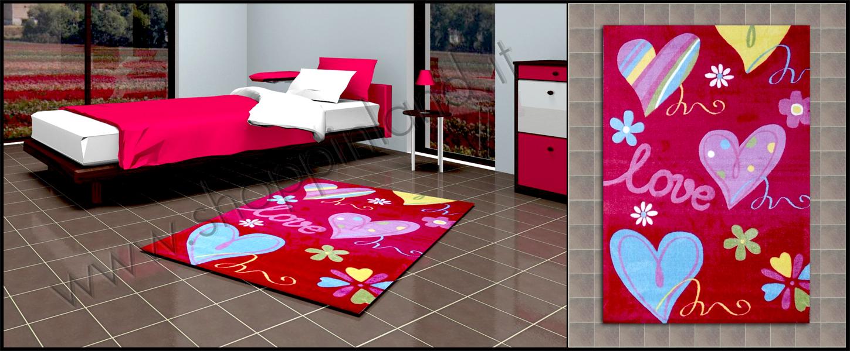 tappeti x bambini a prezzi bassi decoro cuore online atossici shoppinland