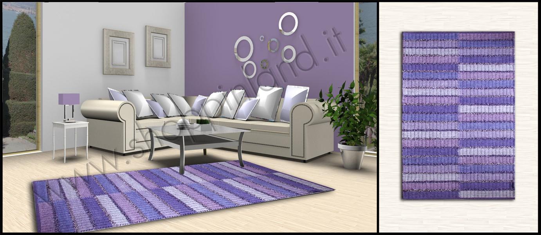 Tappeti bamboo on line a prezzi outlet tappeti shaggy che for Soggiorni moderni colorati
