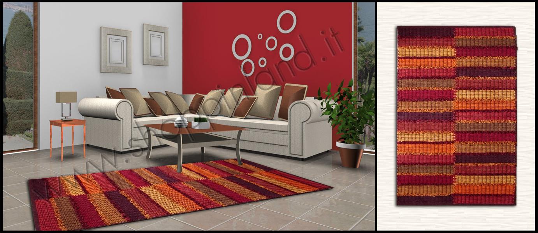 Tappeti Shaggy: Arreda con stile il soggiorno con i moderni ...