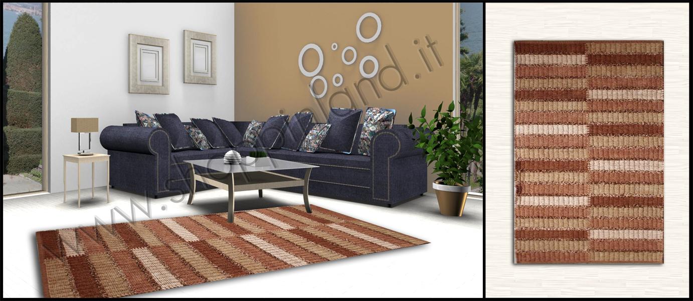 Tappeti shaggy a pelo lungo che arredano il soggiorno online in sconto tronzano vercellese - Arredare con i tappeti ...