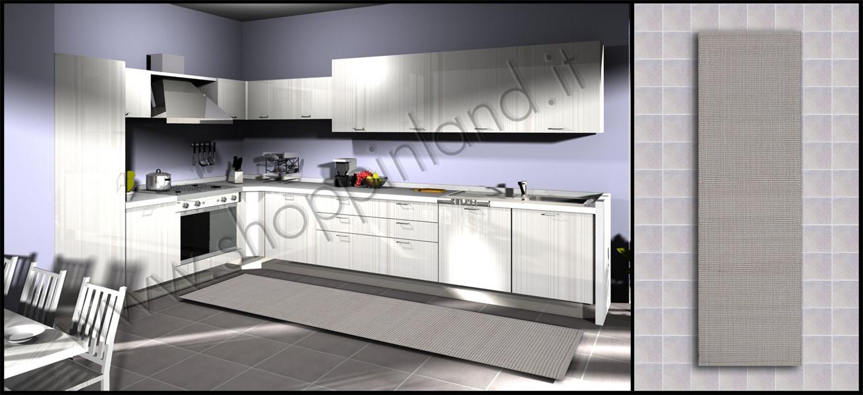 Tappeti per la Cucina a Prezzi Outlet: Arreda la cucina con i ...