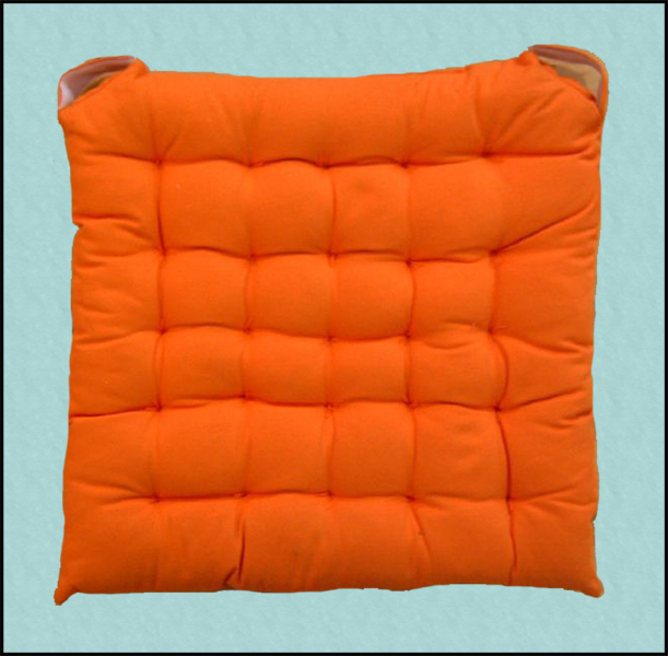 Cuscini in cotone per sedie della cucina low cost : (Tronzano ...
