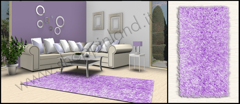 Tappeti shaggy online in sconto su shoppinland moderni ed eleganti ...