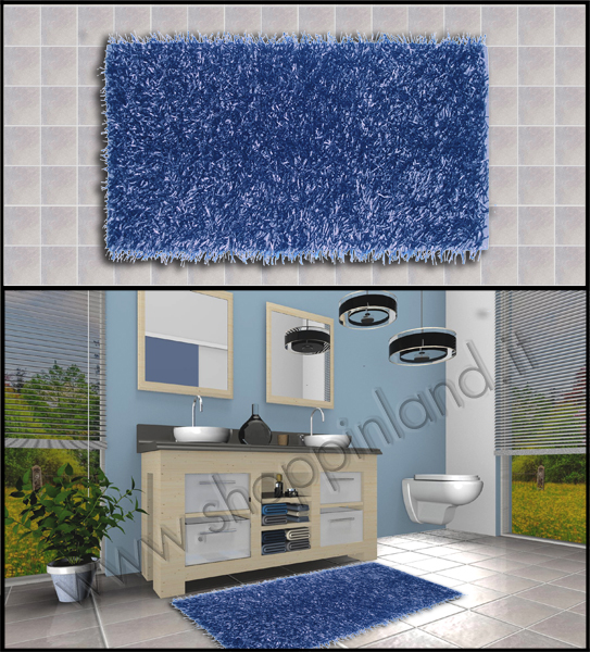 tappeti shaggy per il bagno eleganti e moderni online in On tappeti per il bagno eleganti