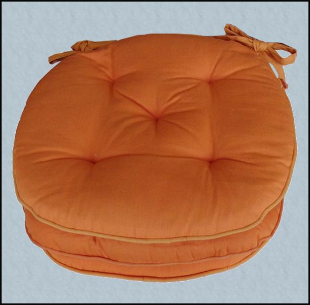 Cuscini per rinnovare le sedie della cucina a prezzi bassi for Sedie arancioni