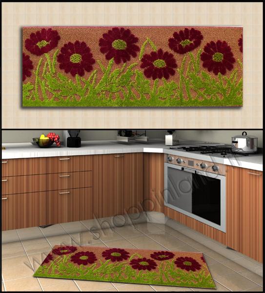 Tappeti per la cucina eleganti e a prezzi bassi su shoppinland tronzano vercellese - Tappeti per cucina ...