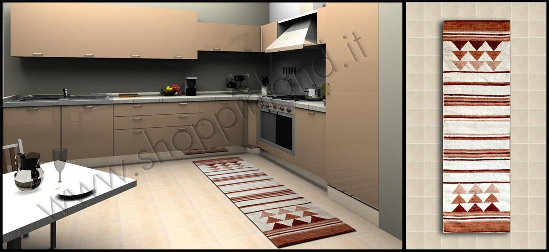 Beautiful Tappeti Moderni Cucina Photos - Acomo.us - acomo.us