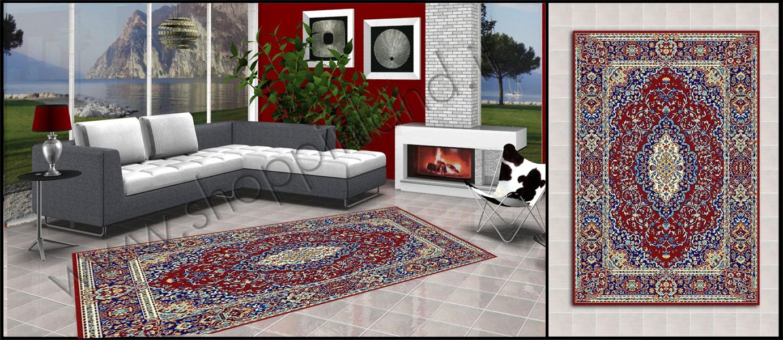 Tappeti glamour e alla moda per il soggiorno low cost - Tappeti soggiorno ...
