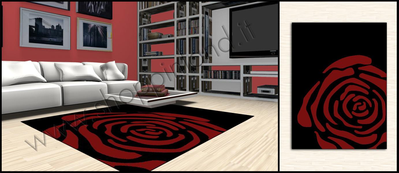 Tappeti glamour e alla moda per il soggiorno low cost for Tappeti moderni economici
