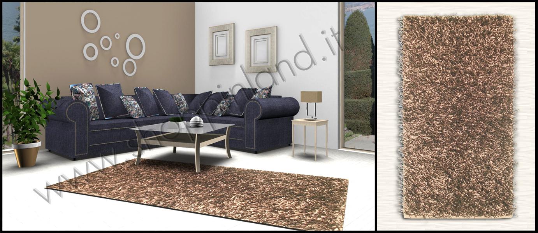 Tappeti shaggy alla moda per arredare la tua casa in for Tappeti per soggiorno online