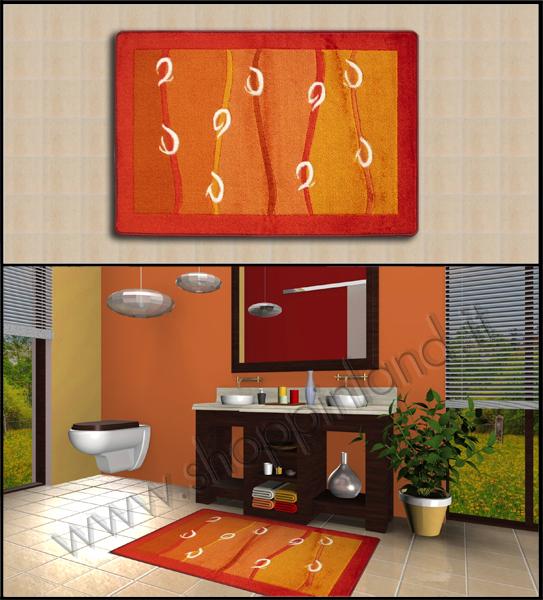 Tappeti glamour per il bagno online in sconto su - Tappeti per il bagno eleganti ...