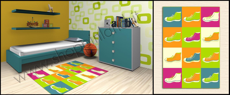 Tappeti Rotondi Bambini ~ Idee per il design della casa