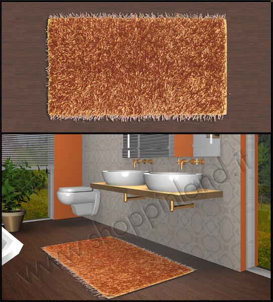 Tappeti Shaggy: tappeti bagno lavabili in lavatrice