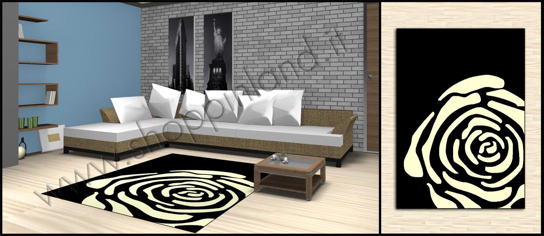 Tappeti Bamboo On Line a Prezzi Outlet: tappeti soggiorno zona giornp