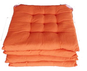 Acquista Online Cuscini per le Sedie Rotondi o Quadrati