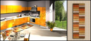 Tappeti Cucina