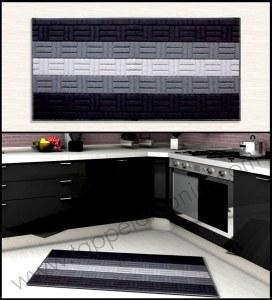 ampio assortimento tappeti cucina