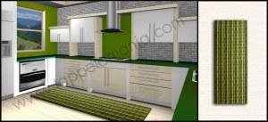 ebay tappeti cucina antiscivolo   Tappeti per la Cucina Shoppinland