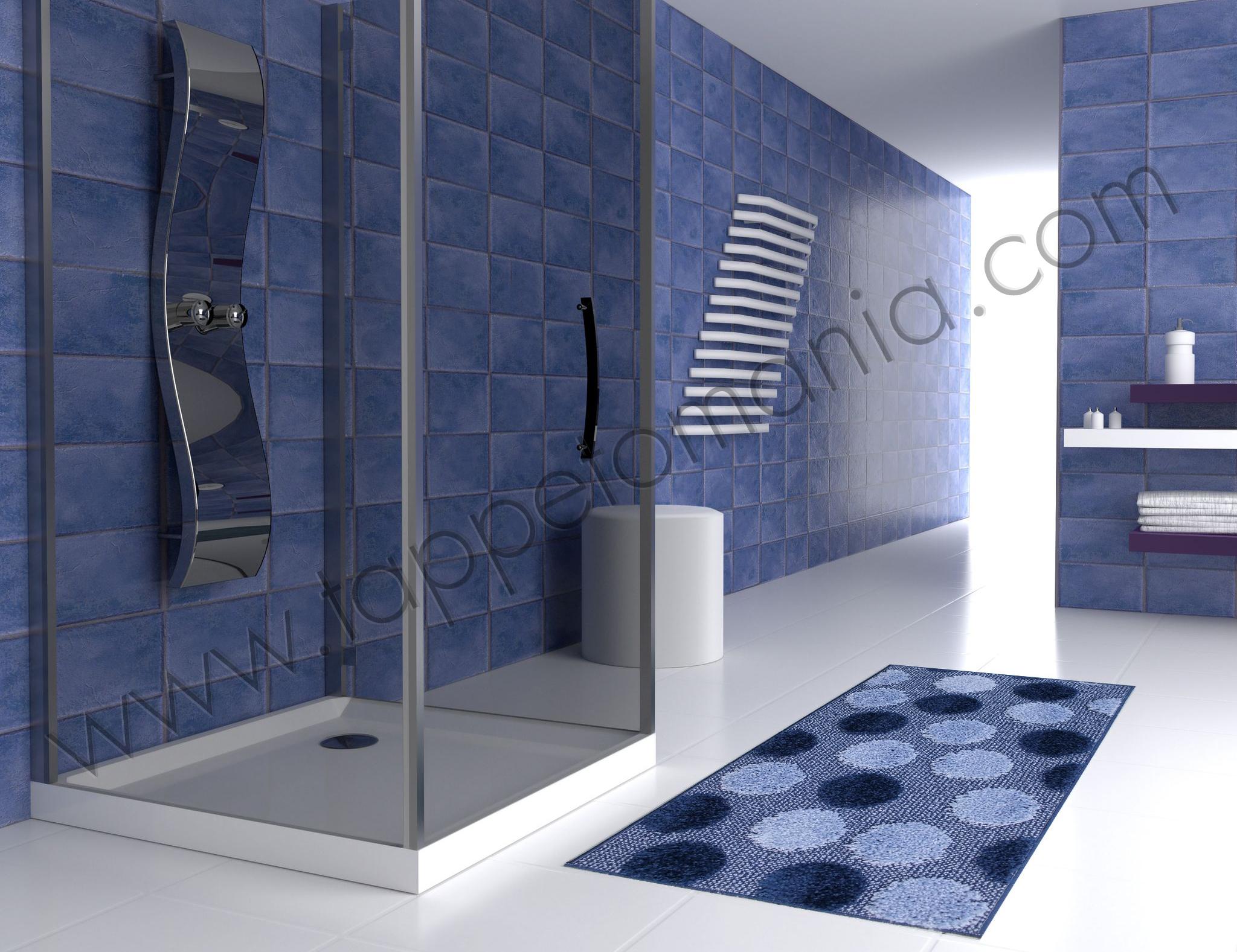 tappeti per il bagno economici ebay moderni antiscivolo e lavabili in lavatrice