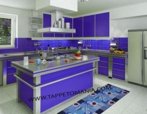 tappeto cucina coccinella azzurra tappetomania 2_620x480